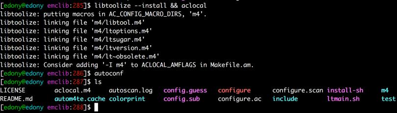 autotools-configure